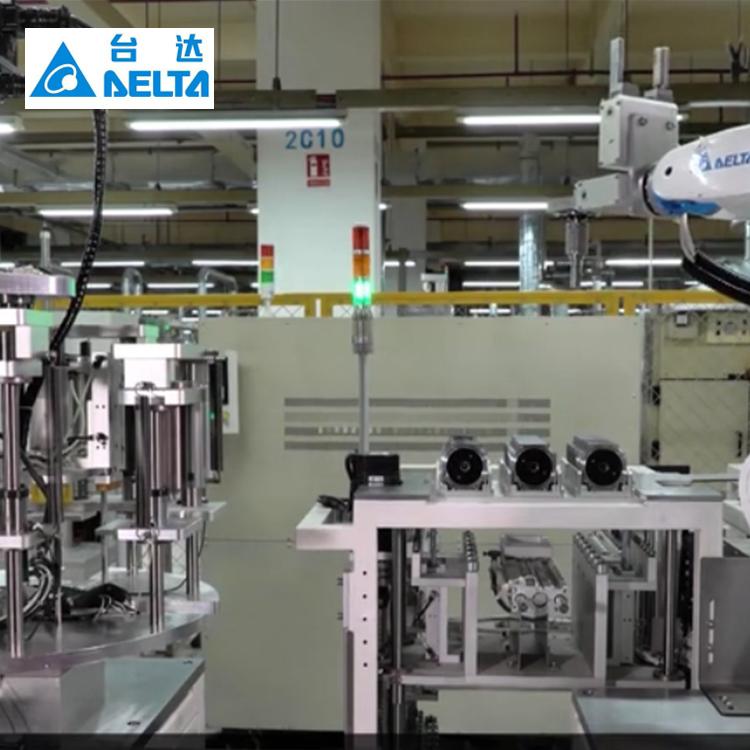 机电行业-马达生产线